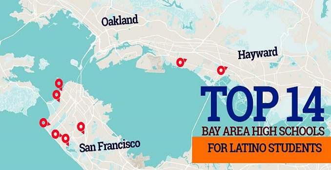 14 of the Best High Schools in the Bay Area for Latino Students
