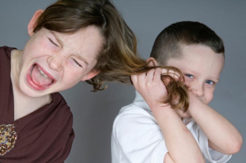 child's behavior