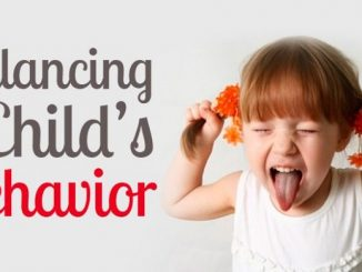 child's behavior