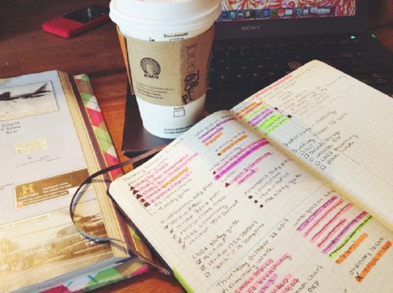 How to make daily study routine