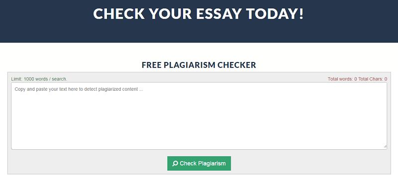 plagiarism checker software