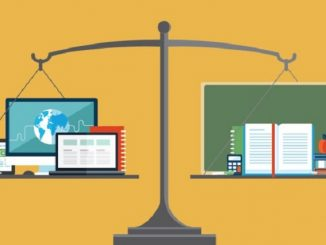 differences between online and traditional education