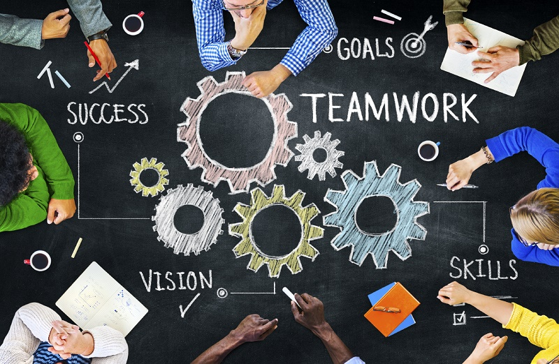 Promotes teamwork