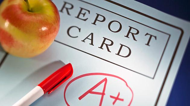getting good grades