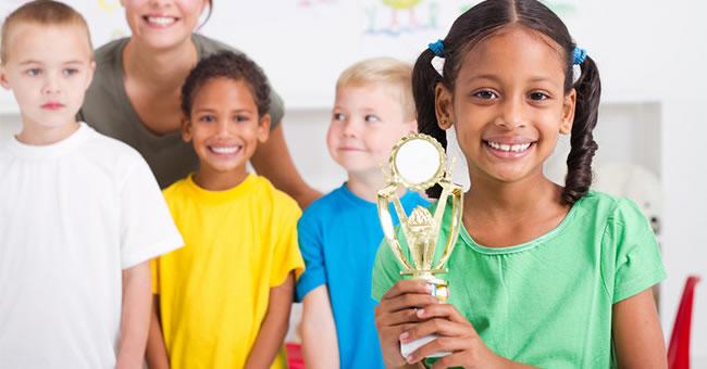 Reward children's grades